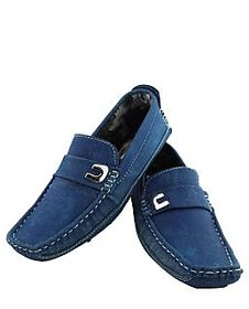 Elvace Blue Loafer-6009