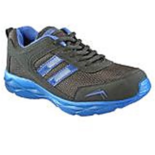Men's Canvas Sports Shoes Blue And Grey