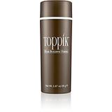 Toppik Hair Building Fibers 25 Grams Dark Brown Color