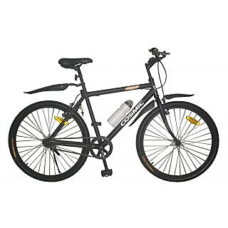 Cosmic Jus Bike Mtb Bicycle Black