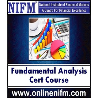 Fundamental Analysis Online Certificate Course