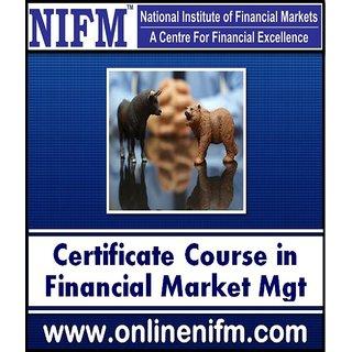Certificate in Financial Market Online Course