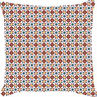 Ambbi Collections Ethnic Printed Cushion Cover (Cus-3535)