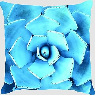 Ambbi Collections Floral Printed Cushion Cover (Cus-3595)
