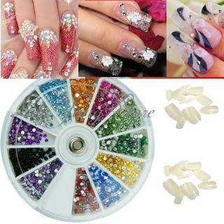 Buy Nail Art Set And Artificial Nails Combo Online Get 50 Off