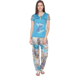 9d51914457 Buy Stylish Ladies Night Suit Online   ₹349 from ShopClues