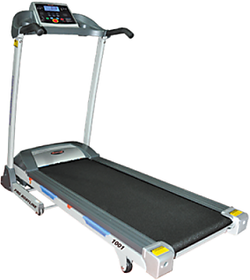 Pro Bodyline Extra Suspention Motrised Treadmills (Black) Model No 1001