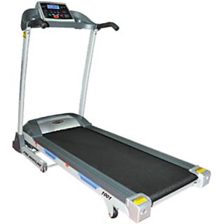 Pro Bodyline Extra Suspention Motrised Treadmills (Black) Model No 1001