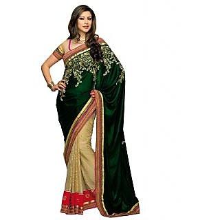 Women's Chiffon Beautifull Saree