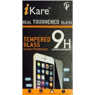 iKare Tempered Glass Screen Protector For Micromax Canvas 2 color A120