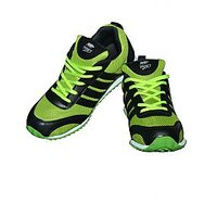 Port Rhino PU Green Running Shoes