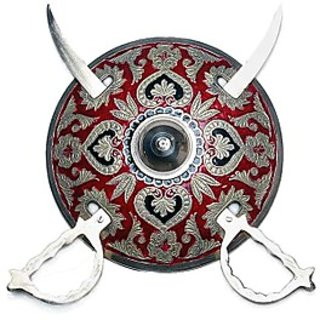 Artique Armor with Sword Wall Hanging