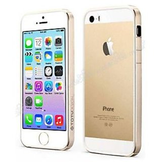 SE Totu Bumper Frame Cover for   5/5s - Gold Color