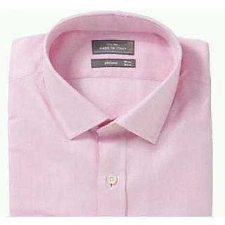 Men's Cotton Plain Casual Shirt