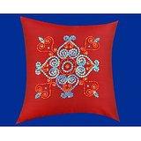 Aniraj Creations Cushion Covers Maroon Option 2