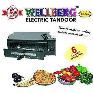 Wellberg Smart Electric Tandoor