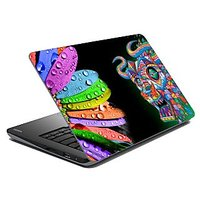 MeSleep Multi Color Laptop Skin LS-02-32