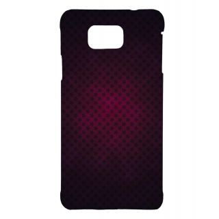 Pickpattern Back Cover For Samsung Alpha MIDNIGHTSTARSSALP