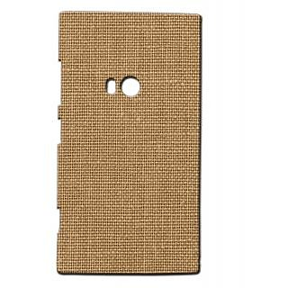 Pickpattern Back Cover For Nokia Lumia 920 SACKTEXTURE920