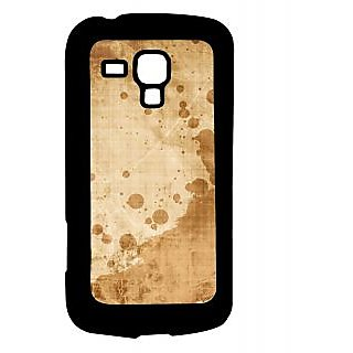 Pickpattern Back Cover For Samsung Galaxy S Duos S7582 STAINEDPAPERSDS