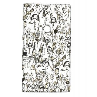 Pickpattern Back Cover For Nokia Lumia 920 EMODOODLE920