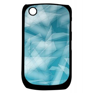 Pickpattern Back Cover For Blackberry Curve 8520 ICEPLATES8520