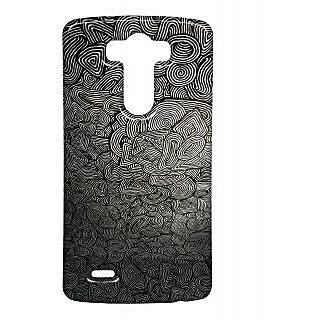 Pickpattern Back Cover For Lg G3 BLACKROOMLGG3