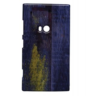 Pickpattern Back Cover For Nokia Lumia 920 BLUEWOOD920