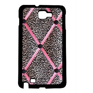 Pickpattern Back Cover For Samsung Galaxy Note 1 N7000 PINKCHEETAHNT1