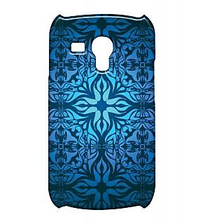 Pickpattern Back Cover For Samsung Galaxy S3 Mini I9192 SEAGLASSS3M