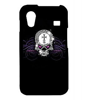 Pickpattern Back Cover For Samsung Galaxy Ace S5830 SKULLBLINGACE