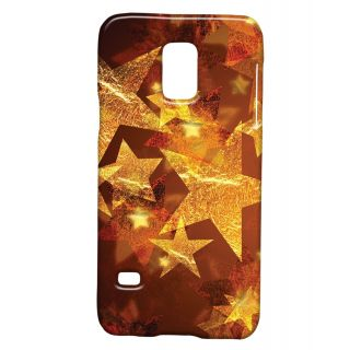 Pickpattern Back Cover For Samsung Galaxy S5 Mini Sm - G800H STARRYGOLDS5M