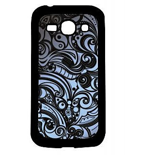 Pickpattern Back Cover For Samsung Galaxy Ace 3 S7272 VECTORLAVENDERACE3
