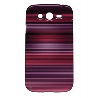 Pickpattern Back Cover For Samsung Galaxy Grand/Grand Duos i9082 MAGENTALINESGG