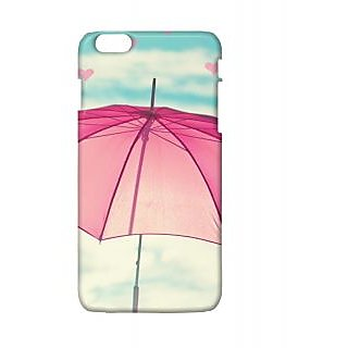 Pickpattern Back Cover For Apple iPhone 6 Plus PINKUMBRELLAI6PLUS