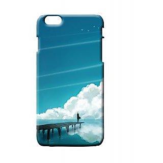 Pickpattern Back Cover For Apple iPhone 6 Plus SEAENDI6PLUS