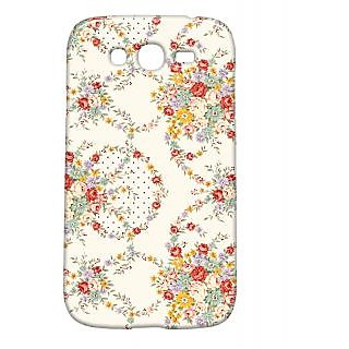 Pickpattern Back Cover For Samsung Galaxy Grand/Grand Duos i9082 FLOWERVINTAGEGG