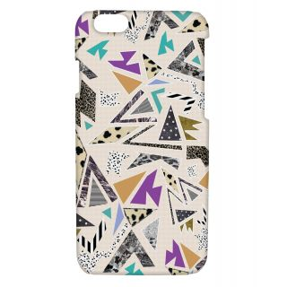 Pickpattern Back Cover For Apple iPhone 6 GEOMETRICMOTIFI6