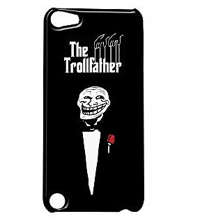 Pickpattern Back Cover For Apple iTouch 5 TROLLFATHERIT5 - Design9778