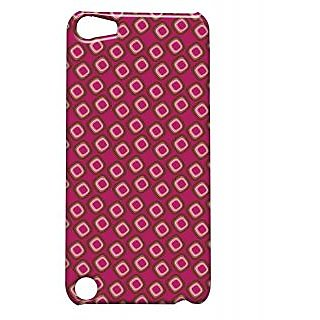 Pickpattern Back Cover For Apple iTouch 5 FUSCHIABOXESIT5