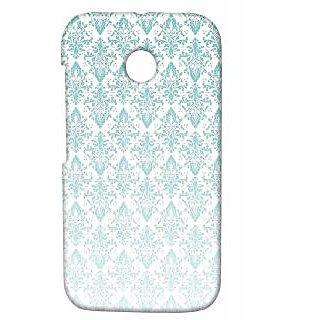 Pickpattern Back Cover For Motorola Moto E/Moto E Dual Sim FADEDVINTAGEME