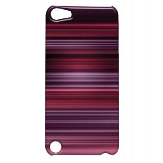 Pickpattern Back Cover For Apple iTouch 5 MAGENTALINESIT5