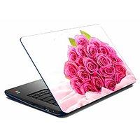 Mesleep Pink Rose Laptop Skin LS-09-38