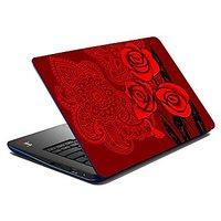 Mesleep Deep Roses Laptop Skin LS-04-13