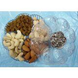 Kaju , Badam , Kismis & Salted Pista 200 Gms Rs. 275  Gift Pack