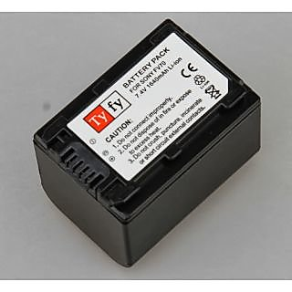 Tyfy - Battery for Sony Cameras - NPFV70