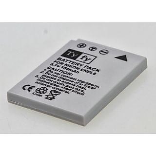 Tyfy - Battery for Nikon Cameras- ENEL8