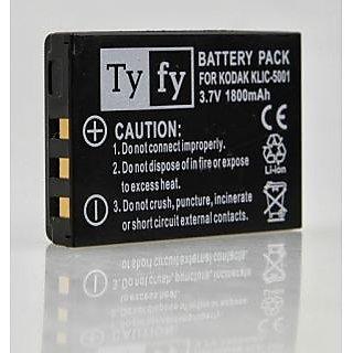 Tyfy - Battery for Kodak Cameras - KLIC-5001