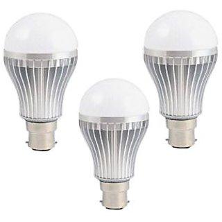 iplus white led bulb set of 3