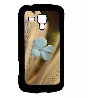Pickpattern Back Cover For Samsung Galaxy S Duos S7582 BOOKFLOWERSDS